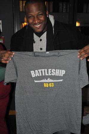 Battleship NYC