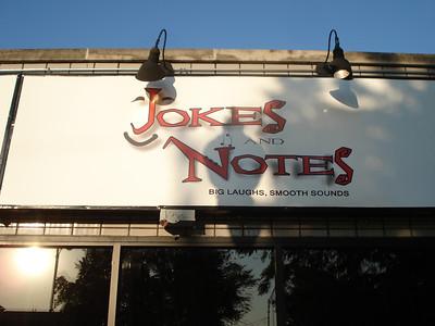 MM | Jokes & Notes - Chicago - 6/21/12