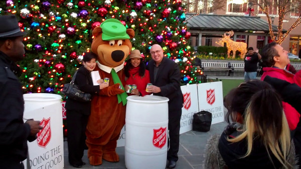 YOGI BEAR | Atlanta Can-A-Thon [Video]