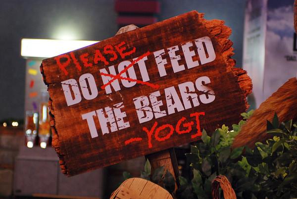 YOGI BEAR | Memphis