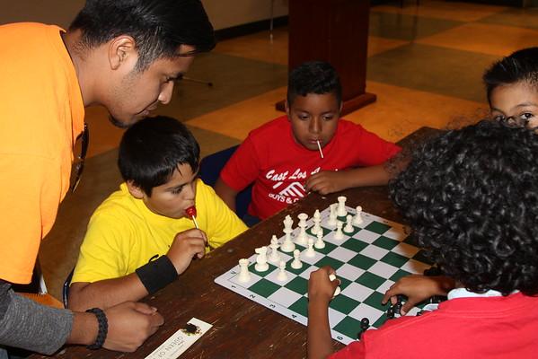 Queen of Katwe - LA Chess Workshop