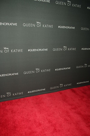 Queen of Katwe - New York Screening