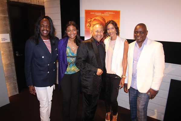 Queen of Katwe - Earth, Wind and Fire Screening