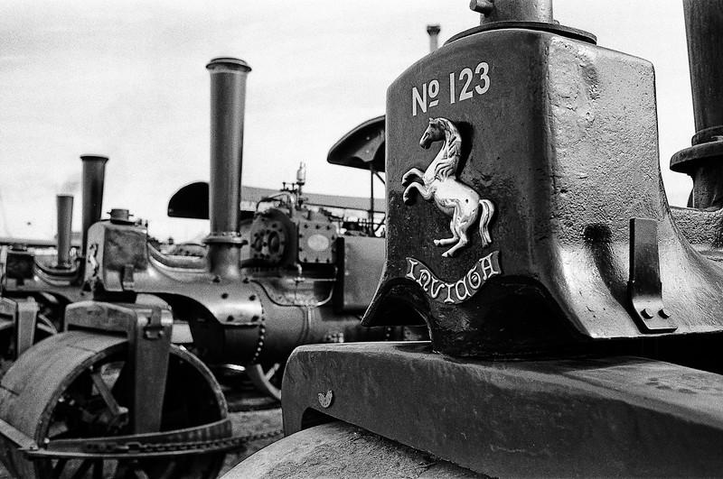 Great Dorset Steam Fair, Tarrant Hinton, Dorset