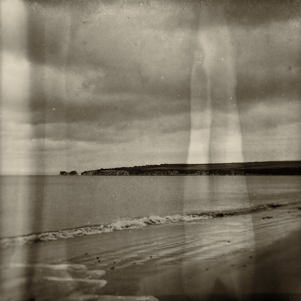 beach & old harry rocks, studland, dorset