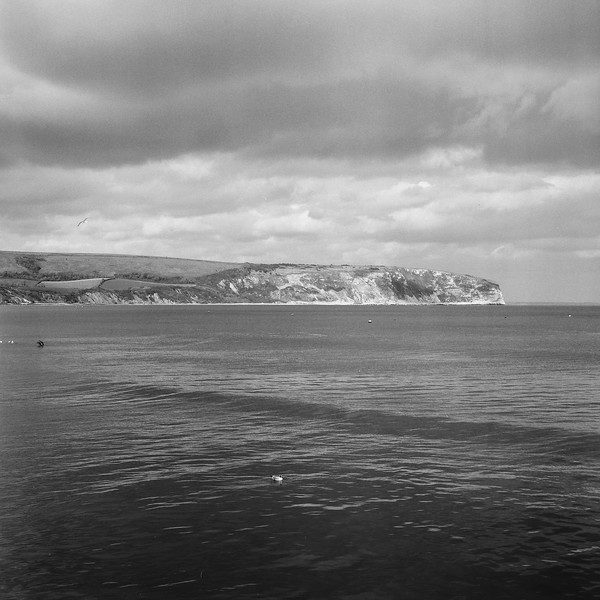 ballard down, swanage, dorset