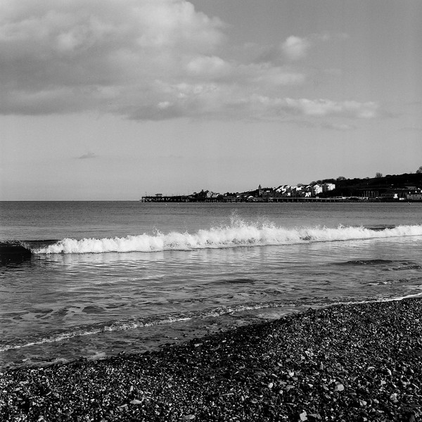 beach, swanage, dorset
