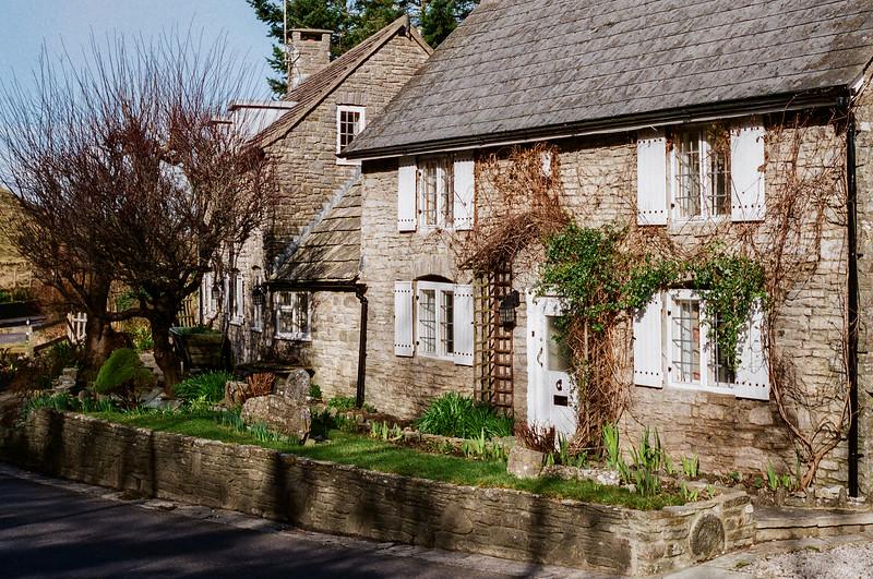 Cottages, Corfe, Dorset