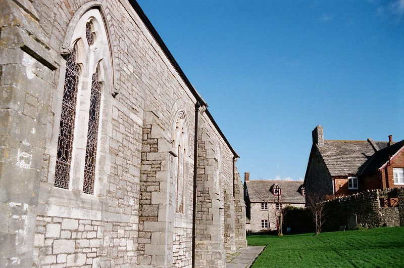St Edward King & Martyr Church, Corfe, Dorset