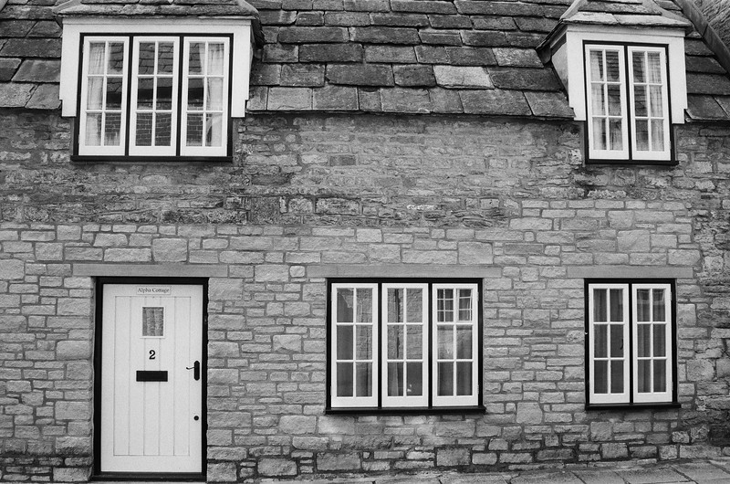 Doorway & Windows, Corfe, Dorset