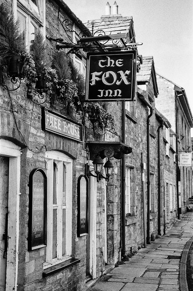 The Fox Inn, Corfe, Dorset