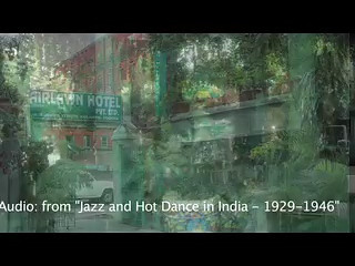 The Jazz scene was Calcutta - (c) Half Diminished Productions,  Copyright material , do not reproduce or distribute without permission. Contact Susheel Kurien  FindingCarlton@gmail.com