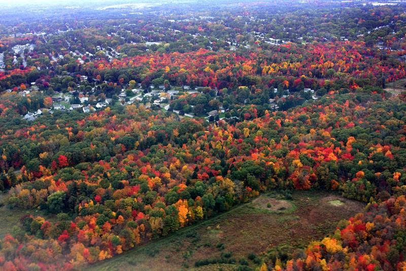 Fall Foliage in Adirondacks
