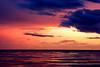 Sunset over the ocean11