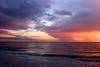 Sunset over the ocean6