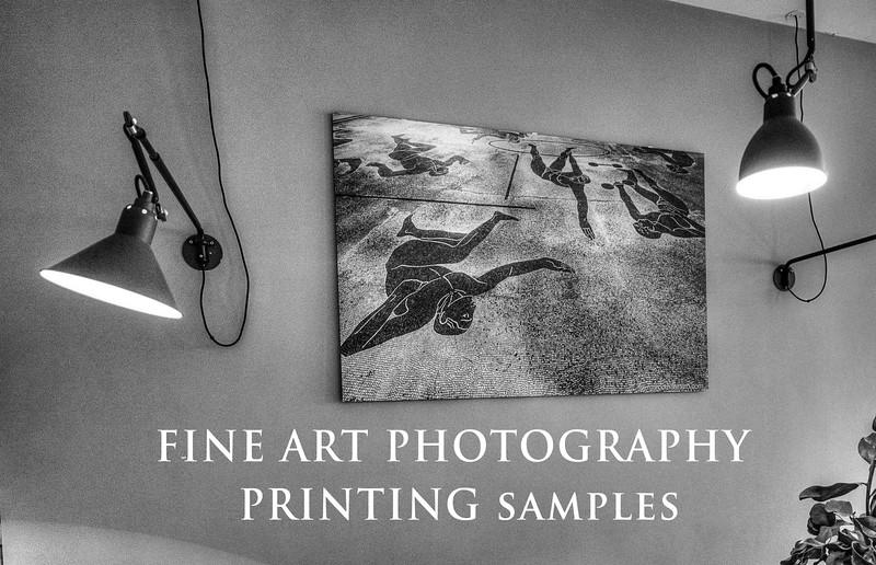 FINE ART PRINTING IMAGES SAMPLES