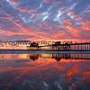 HB Pier Sunset_2008-12-14_0536 18x12.JPG