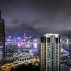 Vue de l'Hotel Panorama Hong Kong