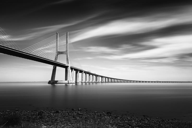 Pont de Vasco de Gamma - Lisbonne Portugal