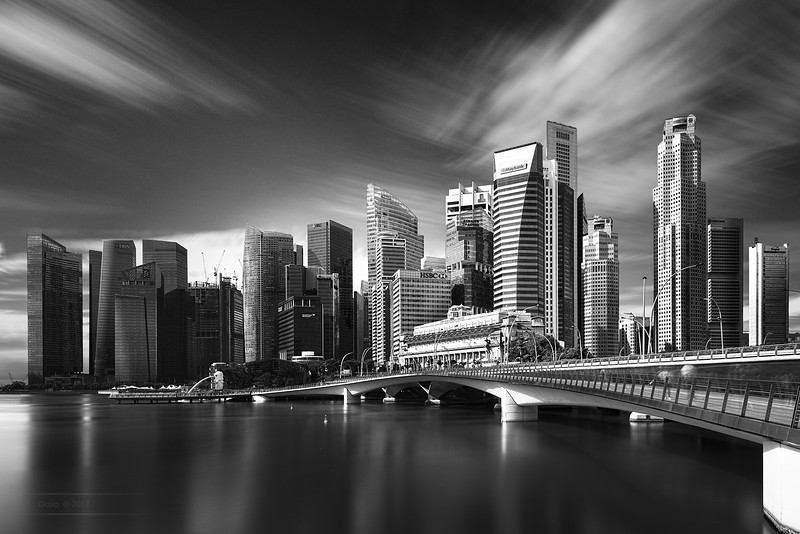 Marina Bay - Singapour