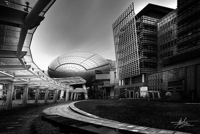 Auditorium K Kao University Hong Kong