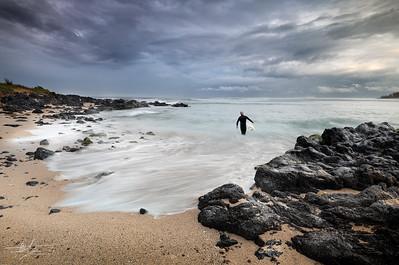 Spot de surf Trois-Bassins
