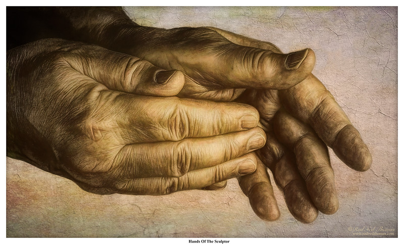 Hands Of The Sculptor