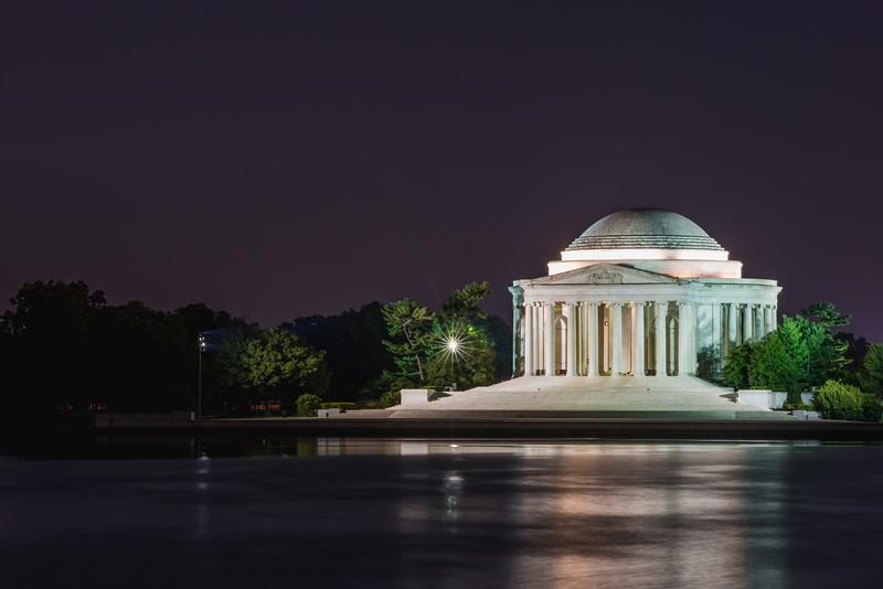 Thomas Jefferson Memorial, DC
