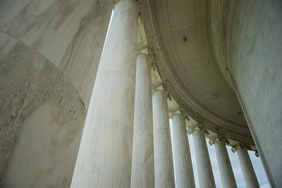 Thomas Jefferson Memorial- Washington, DC