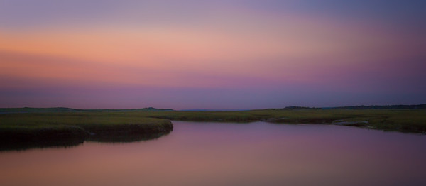 Dreamy Cape Cod Sunset