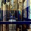 INTERIOR VIEW - ELEVATOR SHAFT