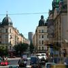 A HELSINKI STREET