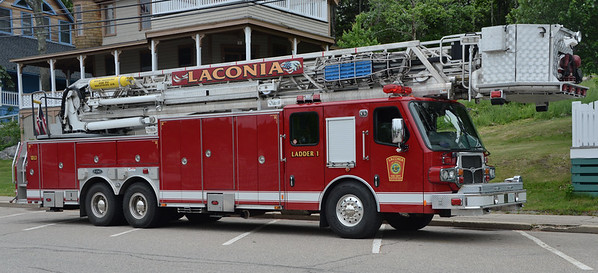 6/2/2015 - LACONIA, NH - LAKES REGION MUTUAL FIRE AID ASSOCIATION BOAT RODEO