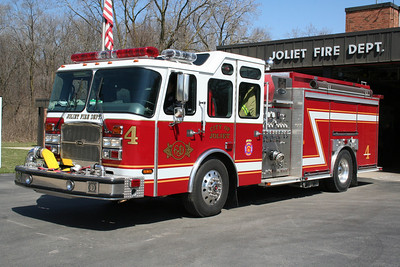 JOLIET IL, ENGINE CO. 4 (MABAS DIV 15)