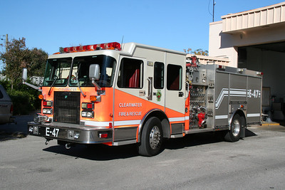 CLEARWATER FL, ENGINE CO. 47