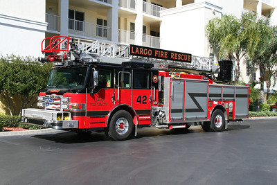 LARGO FL, TRUCK CO. 42