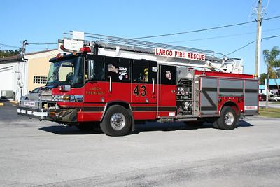 LARGO FL, ENGINE CO. 43
