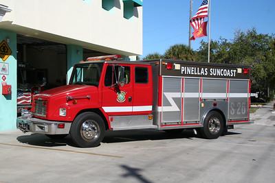 PINELLAS SUNCOAST FL, SQUAD CO. 27