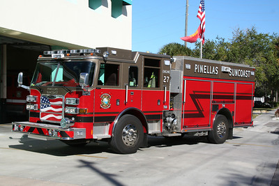 PINELLAS SUNCOAST FL, ENGINE CO. 27