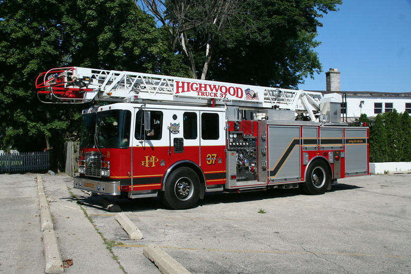 HIGHWOOD IL, TRUCK CO. 37