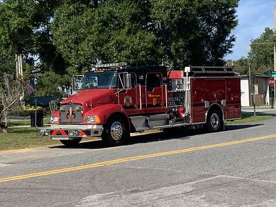 Montverde FL, Engine Co. 85