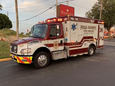 Polk County Rescue 38