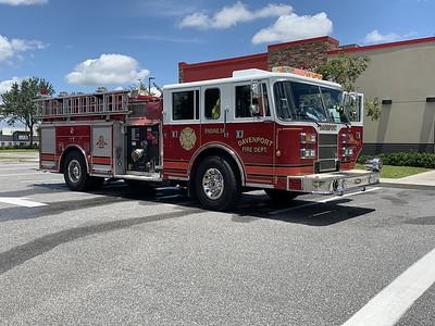 Davenport FL, Engine Co. 241