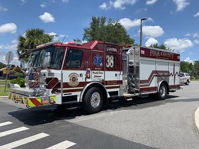 Polk County FL, Squad Co. 38