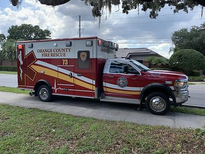 Orange County FL, Rescue 73