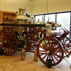 1902 AMERICAN STEAM FIRE ENGINE ON DISPLAY AT THE ALEXIS FIRE APPARATUS SALES OFFICE