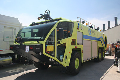 OSHKOSH STRIKER HEADED TO ARGENTINA (photo taken on July 13th 2013 at the pierce plant)