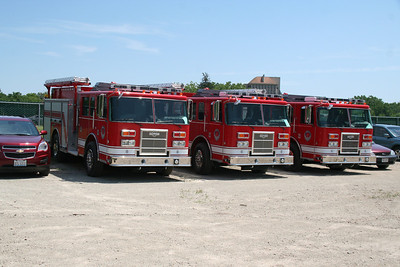 HONG KONG CHINA PUMPERS (photo taken on July 13th 2013 at the pierce plant)