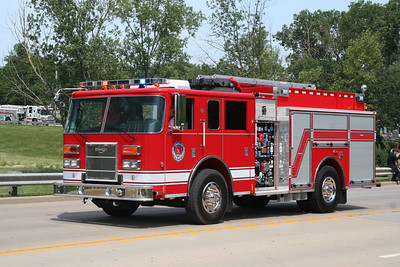 HONG KONG CHINA PUMPER (photo taken on July 13th 2013 at the pierce plant)