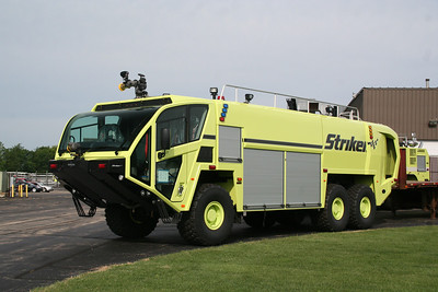 OSHKOSH STRIKER HEADED TO TIAWAN (photo taken on July 13th 2013 at the pierce plant)